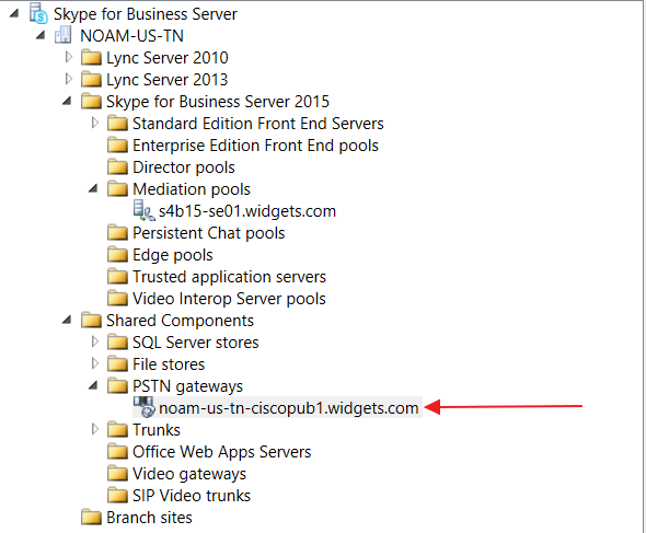 SIP 404 Not Found Error with Skype4B, Exchange, and Cisco